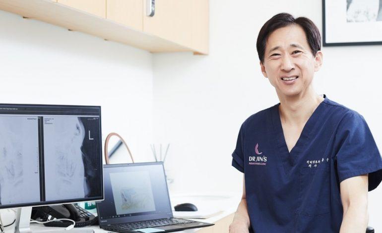 Dr. Hong Ryul Jin