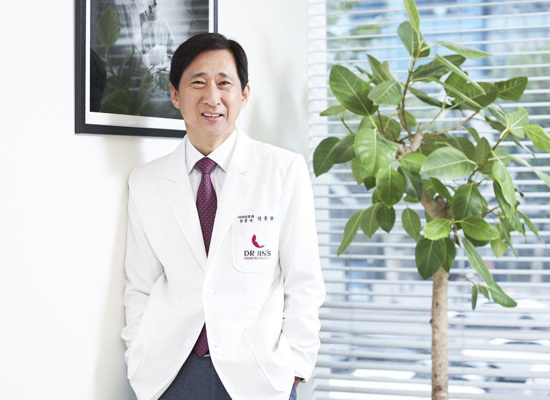 Best rhinoplasty surgeon in korea