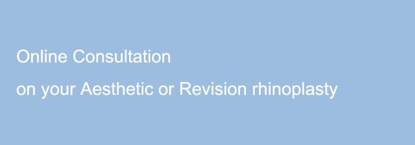 rhinoplasty Online Consultation