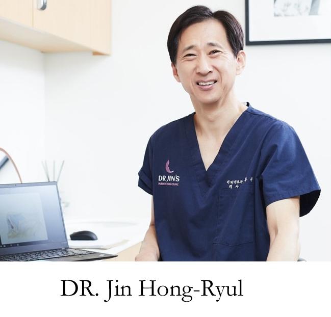 dr hong ryul jin